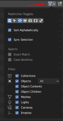 Коллекции в Blender 2.8+. Что это и зачем?